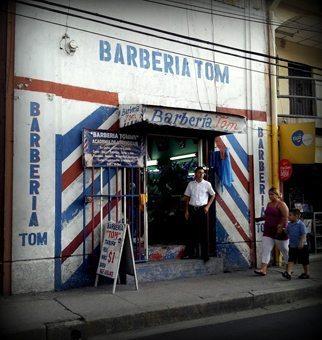 Barberia Tom