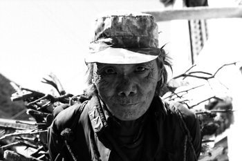 A deaf-mute from a village near Darong.