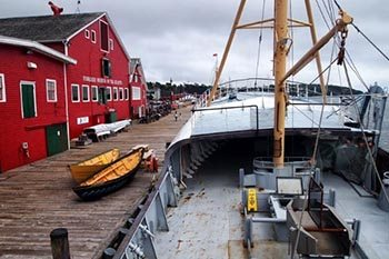Lunenburg, Nova Scotia: Summer 2013