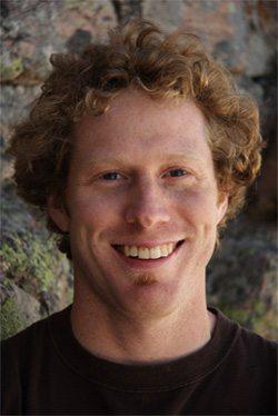 Mike Matson, author of Take a Hike Salt Lake City by Moon.