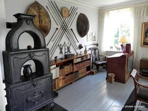 """Ewald's room, made famous by Meryl Streep in the movie """"Out of Africa."""""""