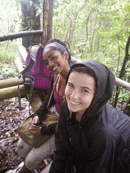 Visiting Hmong people in Northern Thailand. Kristina Kulybina photo.
