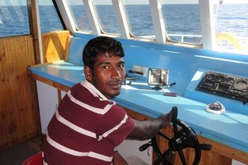 Maldives: By Tramp Steamer