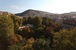 Old Town Cuenca Spain.