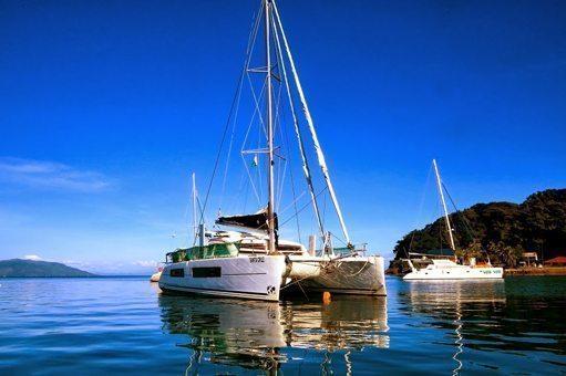 Ready to set sail in Madagascar.