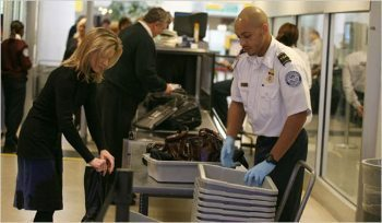 Take the shorter line at security with TSA Prechek!