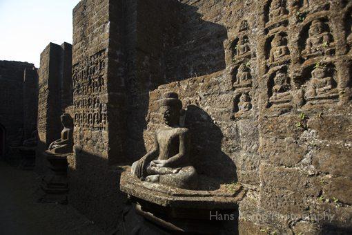 Mrauk-U, one of the wonders of Burma. photos by Hans Kemp.