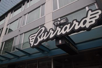 The Burrard