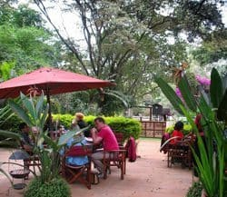 Talisman in Nairobi.