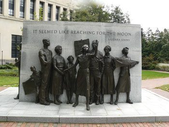 The Civil Rights Memorial at the Virginia State Capitol
