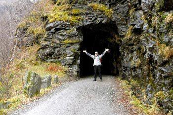 Winter Hiking in Norway's Fjordlands