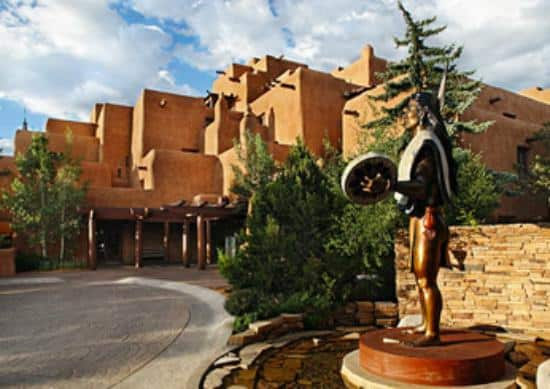 Santa Fe New Mexico, home of the Yogihiker movement.