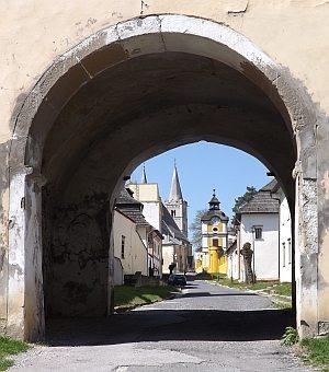 A village in Slovakia.