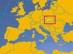 slovakia small map