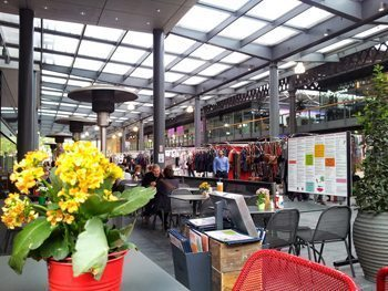 Spitalfields Market, East London. photos by Gaby