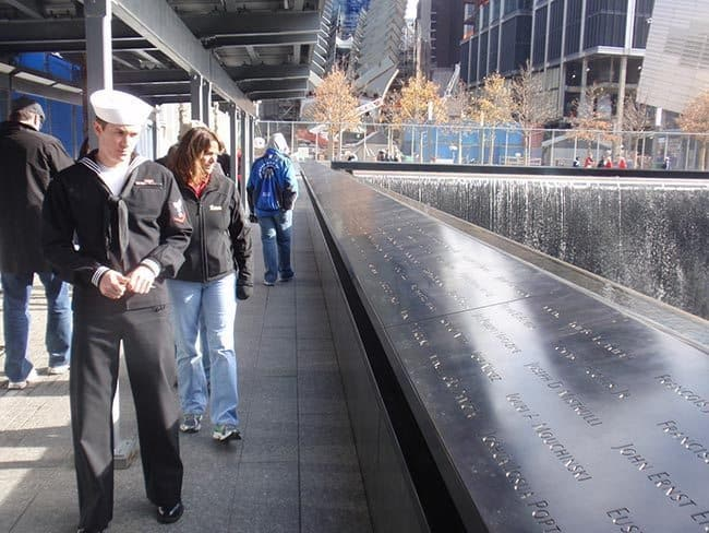 Remembering 9/11 at Ground Zero