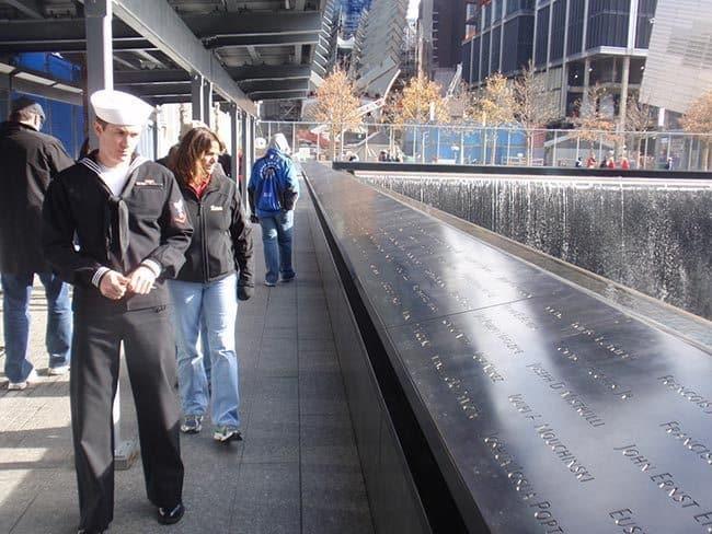 Remembering 9/11 at Ground Zero