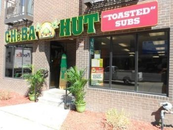 The pot tour ends at Cheba Hut, a perfect place to satiate your munchies.
