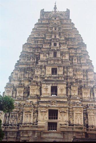 Gopuram of Virupaksha.