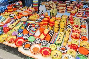 Spain: Spanish Street Markets
