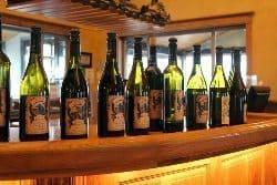 Sweet Cheeks Winery tasting room