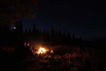 camping-in-the-caliman-mountains