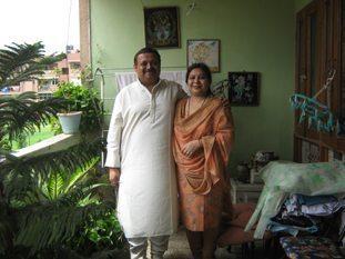 Dheli Couple hosting travelers