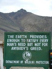 greed-sign