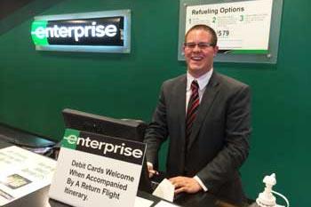 Car Rental Made Easier: Enterprise