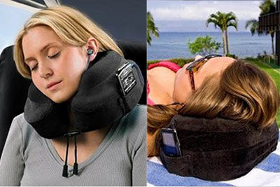 Pillows and Other Travel Gadgets for 2014
