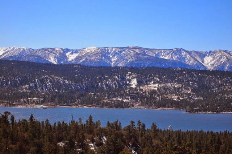 Big Bear Tours From Los Angeles