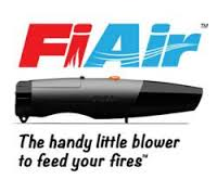 fiair fireplace fan