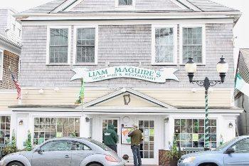 Liam Maguires Irish Pub on Main Street