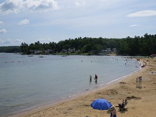 Weirs Beach, New Hampshire.