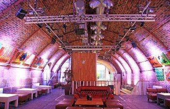 The Arches, a dance club in Glasgow.