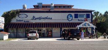 Goatfeathers Restaurant South Walton FL.