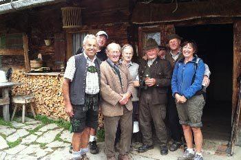 Austria: Hut Hiking in Salzburgerland