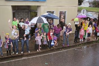 Lake Charles Louisiana's Family Mardi Gras