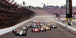 There's a lot more than a big auto race in Indianapolis this month!