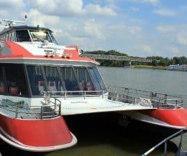 Danube cruises Vienna Bratislava