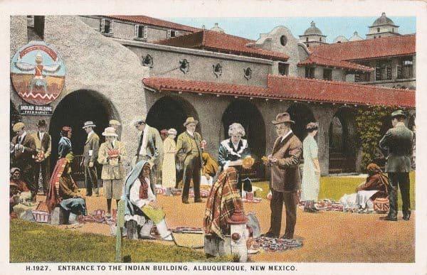 Indian Building Albuquerque