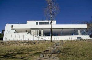 Villa Tugendhat in Brno.