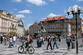 Prague Biking