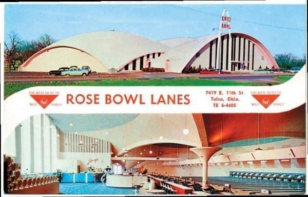 Rose Bowl Lanes - Tulsa OK pg. 119