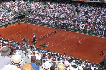 The French Open: Watching Top Tennis in Paris