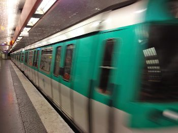 The metro is the best way to get to Rolland Garros.