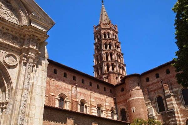 The Saint-Sernin Basilica The largest Romanesque church in Europe, the Basilica of Saint Sernin in Toulouse is notable for its imposing architecture and important medieval sculptures.