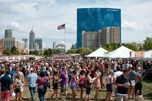 Dig In Festival. Visit Indy photo.