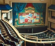 Morton Theater, in Athens.
