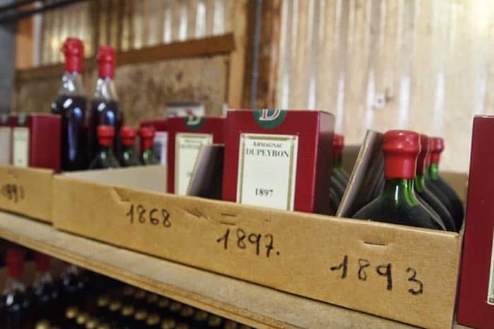 You can find Armagnac for just about any year you want. Even 1893